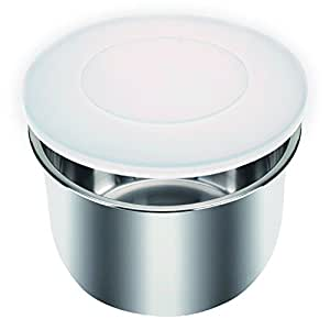 Insta Pot Silicone Lid/Cover (BPA-free) - Fits IP-DUO60, IP-LUX60, IP-DUO50, IP-LUX50, Smart-60, IP-CSG60 and IP-CSG50