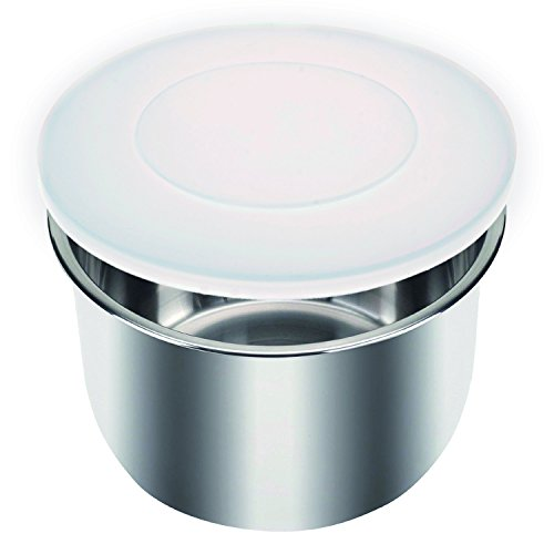3 Quart Silicone Lid - Instant Pot -Compatible - Insta Pot Pressure Cooker Lid for All Mini 3 Qt - Duo Silicone