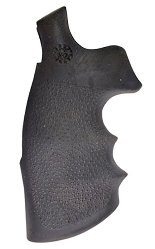 Hogue Rubber Grip S&W K or L Round Butt Rubber Conversion Style Monogrip