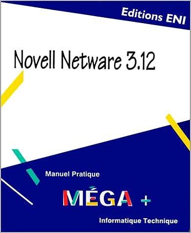 Télécharger en ligne Novell Netware v. 3.12 pdf, epub ebook