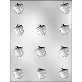 CK Products 1-1/4-Inch Acorn Chocolate Mold
