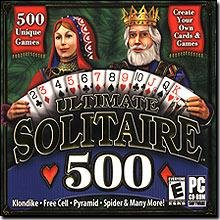 Ultimate Solitaire 500 (Jewel Case) (輸入版) B00065AN2E Parent