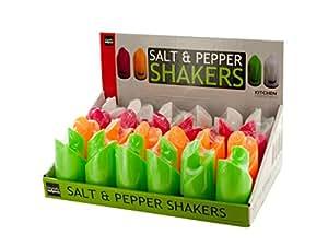 Bulk Buys HW729-24 Salt & Pepper Shakers