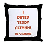 CafePress-Teddy Altman-Throw Pillow