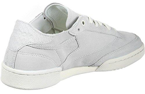Reebok C para Fbt Mujer Club Grey Zapatillas Decon 85 zf5r7qzw