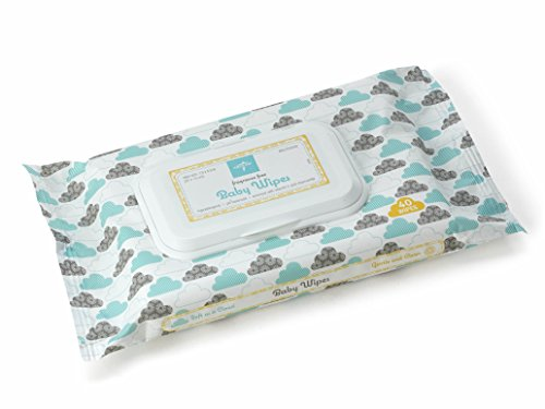 Medline MSC263040 Baby Wipes Fragrance