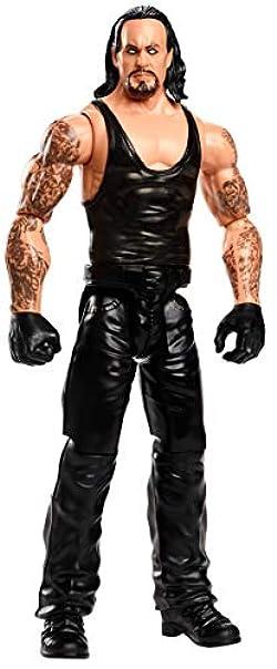 WWE Undertaker True Moves Action Figure