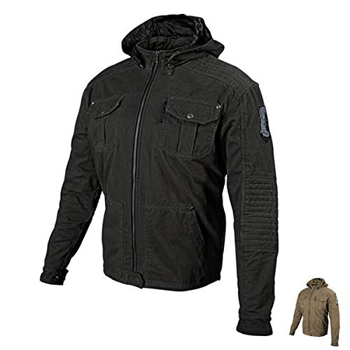 Speed and Strength Dogs of War Men's Textile On-Road Racing Motorcycle Jacket - Black / X-Large