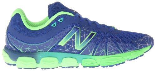 888098143058 - New Balance Men's M890 Running Shoe,Blue/Green,7.5 4E US carousel main 5