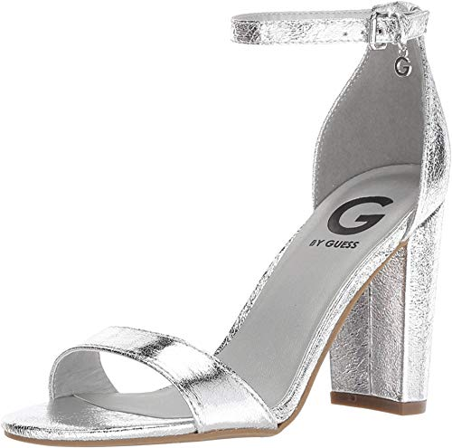 G by Shantel Womens GUESS Silver 3 wpwrzRnqg8