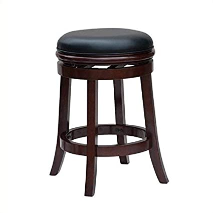 Amazoncom Boraam 44224 Backless Counter Height Stool 24 Inch