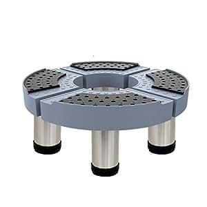 RFJJAL Base de Lavadora Multifuncional, Base de secador y Base de ...