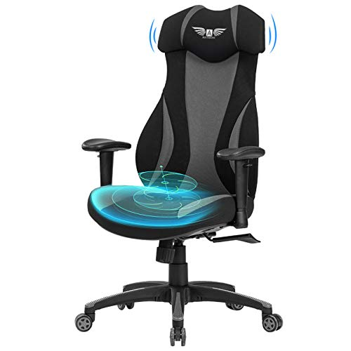 Acethrone-Gaming-Chair-Racing-Office-Computer-Ergonomic-Video-Game-Chair-Backrest-with-Lumbar-Pillow-and-Headrest-Mobility-Height-and-Reclining-Device-High-Back-Chair-for-Adults