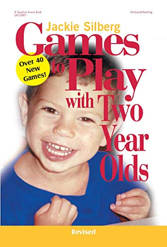 Games to Play with Two Year Olds -