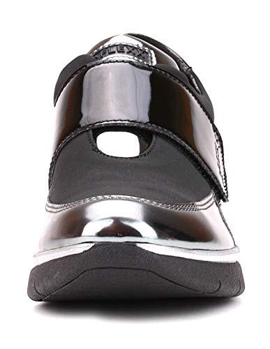 Flexx Ricky The Femme Noir Tompson Sneaker THxBqd