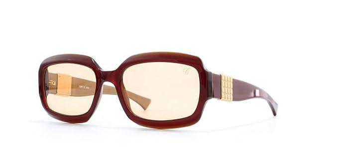 e87cf433af5e1 Chopard - Lunette de soleil - Femme Marron Brown Red: Amazon.fr ...