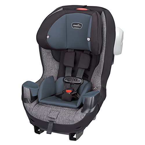 Evenflo Stratos 65 Convertible Car Seat, Augustus Tweed