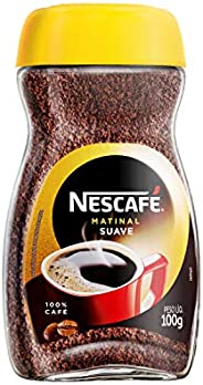 Nescafé, Café Solúvel, Matinal, Suave, 100g
