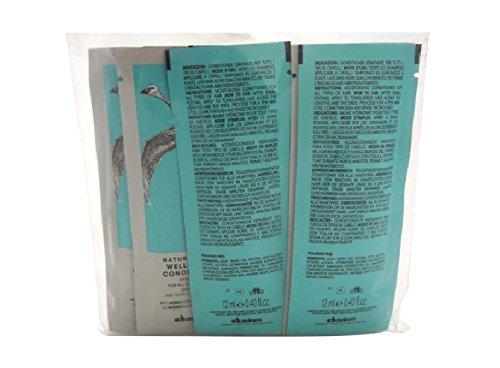 Davines Natural-Tech bien-être revitalisant Sachet Kit pour Unisexe, 0,40 fl oz (Pack de 12)