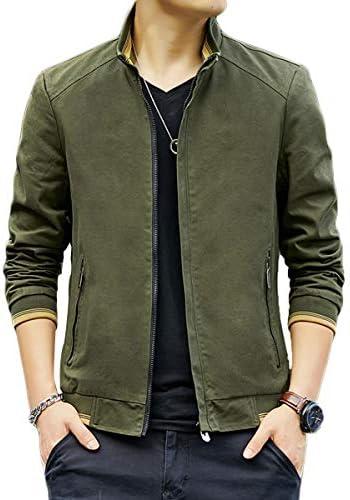ジャケット メンズ 秋冬 コート ブルゾン 防寒 無地 カジュアル アウター おしゃれ 裏起毛 厚手 薄手