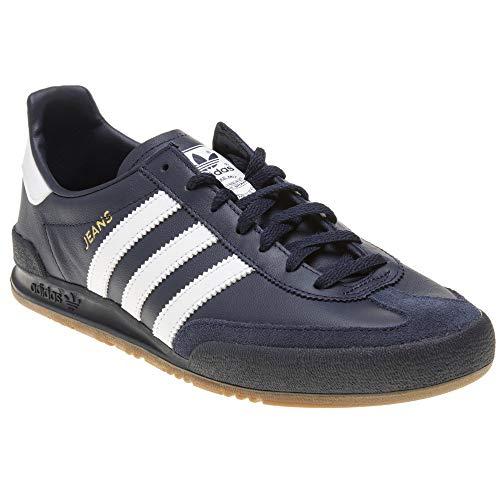 - Adidas Jeans Mens Sneakers Navy