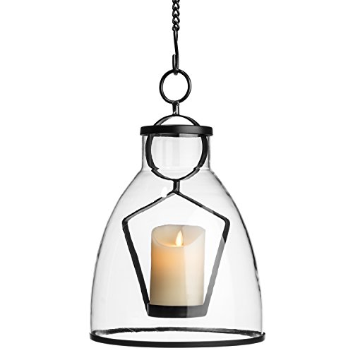 Potter Hanging Candle Holder Lantern