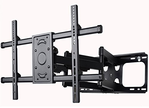 VideoSecu Full Motion Dual Arm TV Wall Mount for Sony Bra...