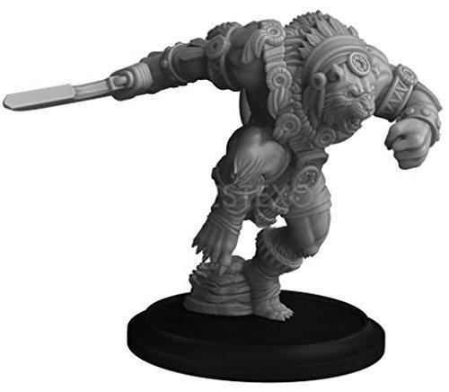 Irontooth (Boss) Warrior Nation Wild West Exodus