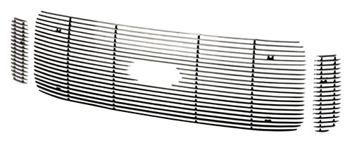 Putco 71121 Shadow Mirror Polished Aluminum Grille