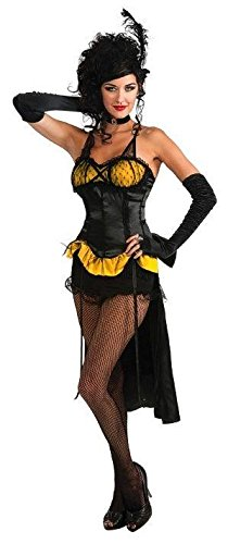 Rubie's Costume Co Nlp-Burlesque Showgirl Gl Costume, Standard