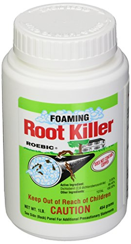 Roebic FRK Foaming Root Killer, 1-Pound (2 -