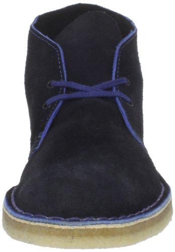Boot blue Suede Desert Navy Mens Clarks SZqF0xgwS