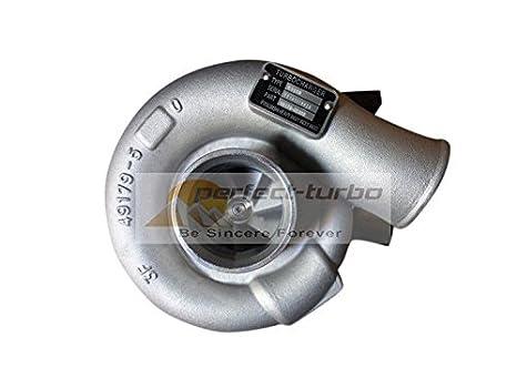 Nueva td06h-16 m 49179 - 02300 Turbo para Caterpillar Cat 320 C 320 L motor 3066: Amazon.es: Coche y moto