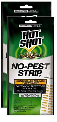 Hot Shot No-Pest Strip - 2 Pack ()
