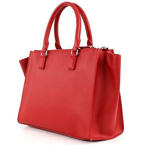 Para Pre Salida Lancaster Adele Shopper Borsa tote pelle 32 cm Rouge (Rot) Limpia Y Clásica Auténtico La Calidad De Italia Al Por Mayor Sitios Web Precio Barato tVEBE