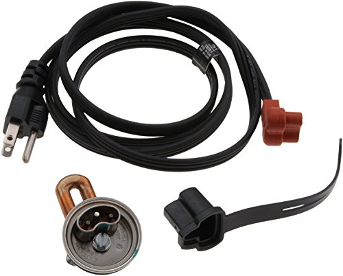 Gto Heater - Zerostart 3100057 Engine Block Heater for Buick, Cadillac, Chevrolet, Ford, Mercury, Lincoln, Jeep, Pontiac, Continental, Oldsmobile, 1-5/8-Inch Diameter | CSA Approved | 120 Volts | 600 Watts