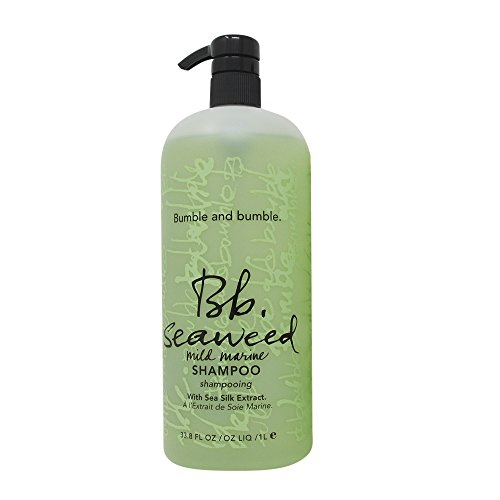 - Bumble and bumble Seaweed Shampoo 33.8 oz (1 Liter)