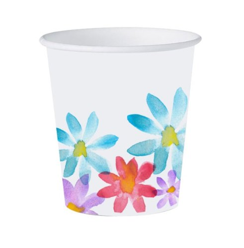 Disposable Oz Bathroom Paper Cup