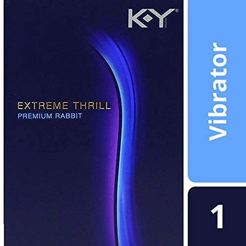 K-Y Extreme Thrill Premium Rabbit, Batteries Included