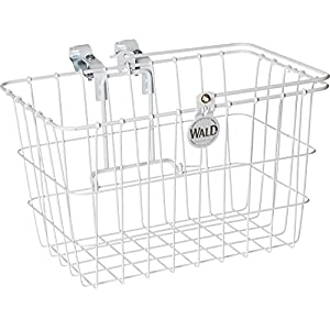 Wald 3133 Q R Bolt On Front Handlebar Bike Basket