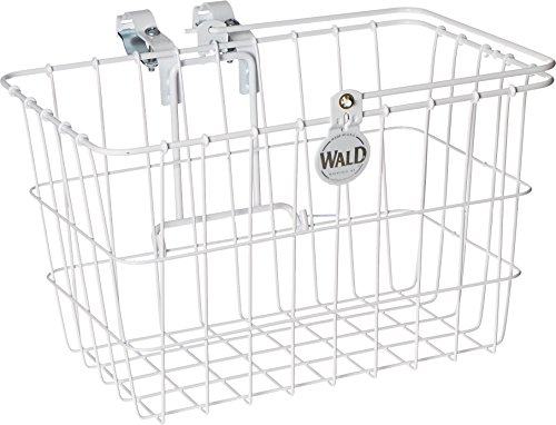 Wald Standard Lift Off Basket for Multi Speed Bicycles, 14.5