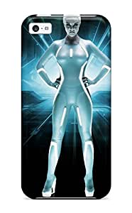 For SamSung Galaxy S6 Case Cover , Protective Case With Look - Siren In Tron Legacy