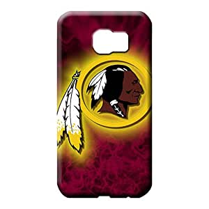 samsung galaxy s6 covers Shock Absorbent Cases Covers Protector For phone phone carrying cover skin washington redskins