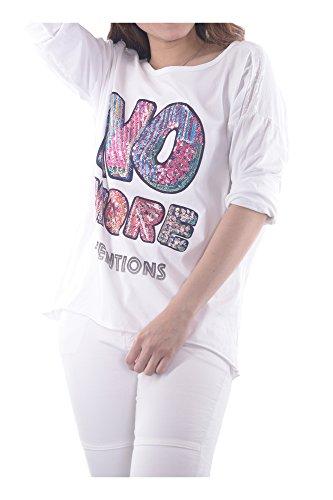 Varios Italia colores Transici Mujeres Tops Ig009 Hecho Chicas Camisas Abbino en Langarm 4zOZwTq