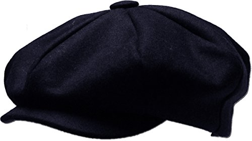 22a4e5adf1eee Men s Applejack Ascot Gatsby Newsboy Ivy Cabbie Hat Casual   Dress Style