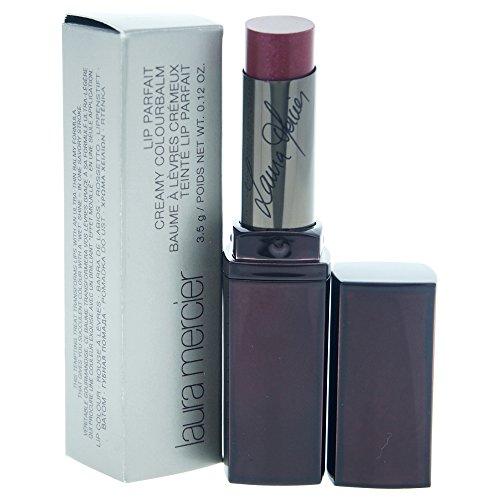 Laura Mercier Lip Parfait Creamy Colourbalm Lipstick for Women, Tutti Frutti, 0.12 Ounce (Mercier Stain Lip Laura)