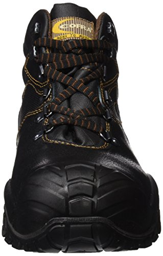 Cofra S3 SRC New Reno - Scarponcini antinfortunistici, colore: Nero, nero, 40-NT210000-43