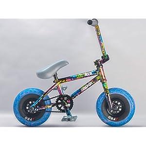 Rocker 3+ Crazy Main Splatter BMX Mini BMX Bike