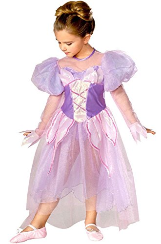[Mememall Fashion Purple Nutcracker Ballerina Toddler/Child Costume] (Swan Princess Costume)