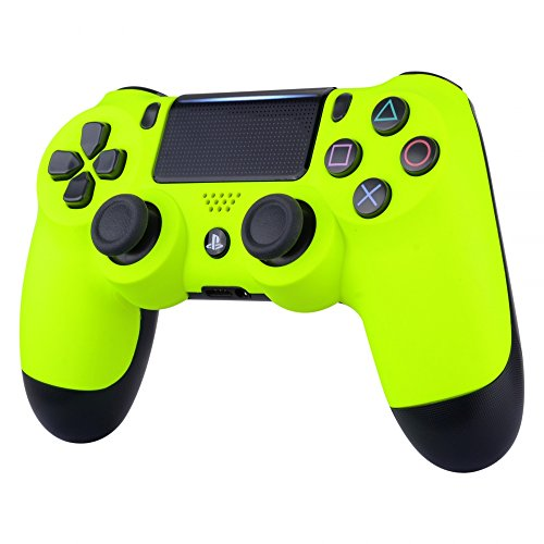 Amazon.com: eXtremeRate Soft Touch Grip Front Housing Shell ...